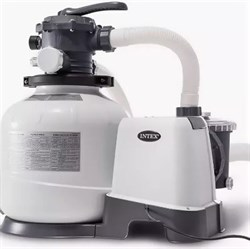 Песочный насос фильтр для бассейна (10000л/ч) Intex 26652 - фото 16978