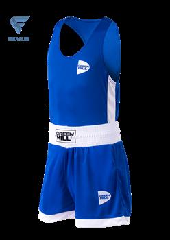 Форма боксерская Interlock BSI-3805, синий - фото 17179