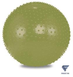 Мяч массажный 1855LW (55см, без насоса, салатовый) - фото 17183