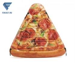 Плотик Пицца 175х145см Intex 58752 - фото 17242