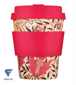 Кофейный эко-стакан 250 мл, Земной Рай WM - фото 17610