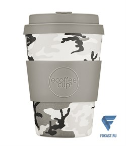 Кофейный эко-стакан 350 мл, Каччиаторе. - фото 17633