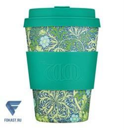 Кофейный эко-стакан 350 мл, Морские водоросли WM. - фото 17645