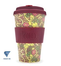 Кофейный эко-стакан 400 мл, Сеавеед WM. - фото 17658
