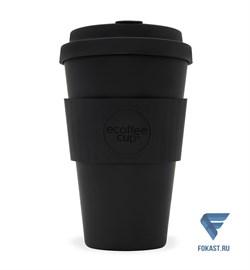 Кофейный эко-стакан 400 мл, Керр и напьер. - фото 17662