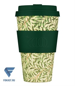 Кофейный эко-стакан 400 мл, Уиллоу WM. - фото 17669