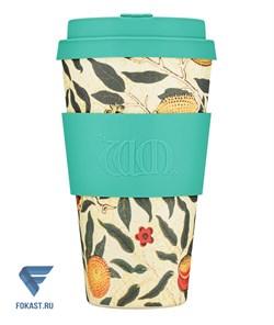 Кофейный эко-стакан 400 мл, Помм WM. - фото 17680