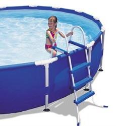 Лестница для бассейна 91см 28064 - фото 17708