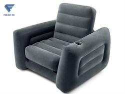 Надувное кресло-трансформер intex 66551 - фото 17717