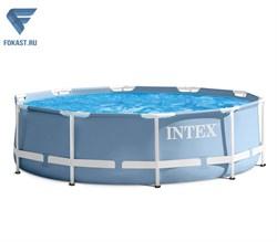 Каркасный бассейн Intex 26700 (305х76см) - фото 17791