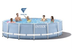 Каркасный бассейн Intex 26710 (366 х 76см) - фото 17792