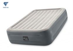 Надувная кровать Intex 64126 (152х203х4) с насосом 220v - фото 17956