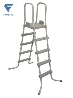 Лестница для бассейна 132см BestWay 58337 - фото 17972