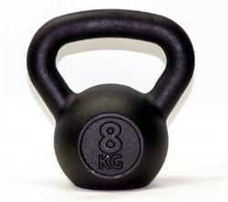 Гиря чугунная Euro-classic 8 кг - фото 18033