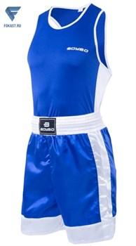 Форма боксерская, детская, синий - фото 18205
