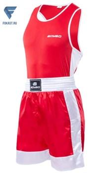 Форма боксерская, детская, красный - фото 18206