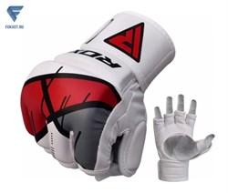Перчатки для MMA T7 GGR-T7R REX RED - фото 18233