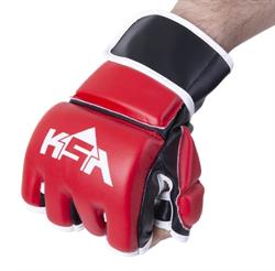 Перчатки для MMA Wasp Red - фото 18240