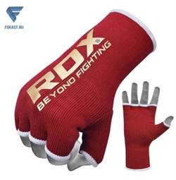 Внутренние перчатки для бокса HYP-ISR RED - фото 18398