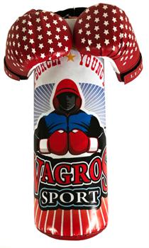 Набор боксерский ЮНЫЙ БОКСЕР RS500 - фото 18416