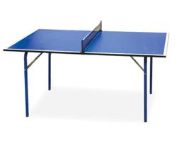 cтол для настольного тенниса Junior с сеткой - фото 18523