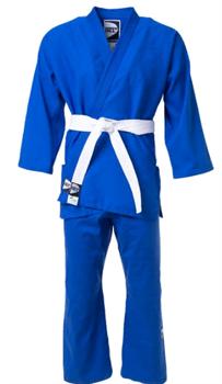 Кимоно для дзюдо JSST-10572, синий. Green Hill - фото 18529