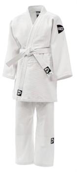 Кимоно для дзюдо JSTT-10761, белый, Green Hill - фото 18531