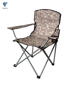 Кресло складное с подстаканником CK-202 - фото 19855