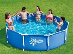 Каркасный бассейн 244х76см Summer Escapes P20-0830 - фото 19909