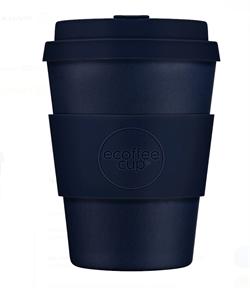 Кофейный эко-стакан 350 мл, Темная энергия. - фото 19961