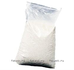 Песок кварцевый для насос-фильтров (фракция 0,4-0,8) 25кг.  - фото 4550