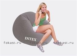 Надувное кресло INTEX 68579 (107x104x69) - фото 4599