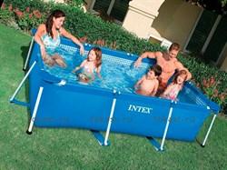 Каркасный бассейн Intex 28272 (300х200х75см) - фото 4649