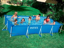 Каркасный бассейн Intex 28273 (450х220х84см) - фото 4650