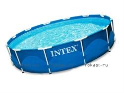 Каркасный бассейн Intex 28210 (366х76см) - фото 4666