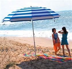 Зонт пляжный BU-020 (D-200см) - фото 4688