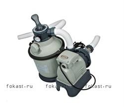 Песочный фильтр-насос Intex 28644 (220В 4,0 м3/ч) - фото 4742