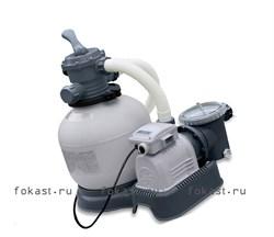 Песочный фильтр-насос Intex 28652 (220В 10 м3/ч) - фото 4745