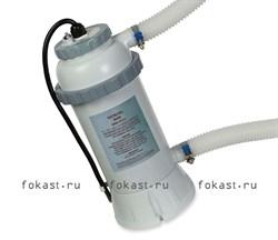 Нагреватель для бассейна 220В INTEX 28684 - фото 4754
