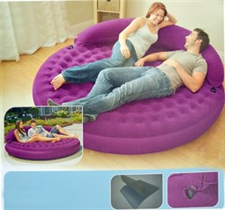 Надувной диван кровать Intex 68881 (191х53) - фото 4823