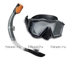 Набор маска с трубкой Explore INTEX 55961 - фото 5114