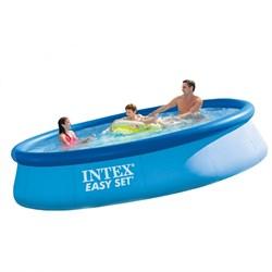 Надувной бассейн INTEX 28143 (396х84) - фото 5126
