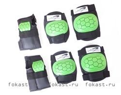 Защита локтя, запястья, колена р.L PW-306 - фото 5231