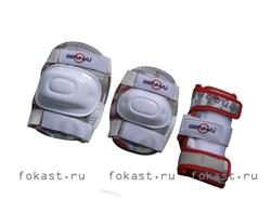 Защита локтя, запястья, колена р.L PWM-302 - фото 5245