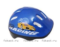 Шлем защитный (синий) PWH-2 - фото 5258
