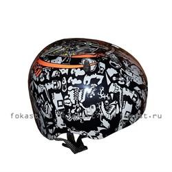 Шлем защитный для катания на скейтборде PWH-815  - фото 6808