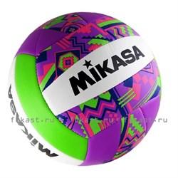 Мяч волейбольный MIKASA GGVB-SF р. 5, синт. кожа - фото 6815