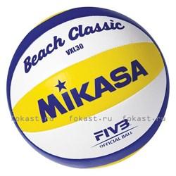 Мяч в/б MIKASA MVA380K р. 5, синт. кожа - фото 6819