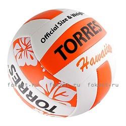 Мяч волейбольный TORRES Hawaii, p.5 - фото 6822