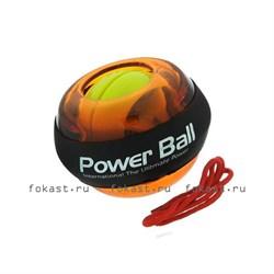 """Эспандер кистевой """"Power Ball"""" светящийся HG3239 - фото 6950"""